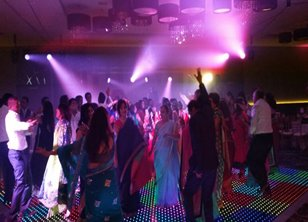 Night Fever 70's Style Dance Flooring