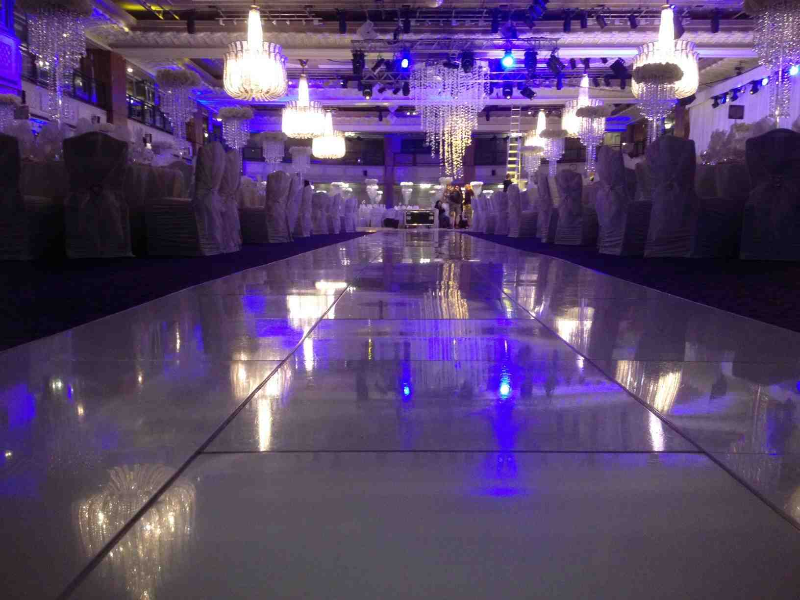 White Floor Hire